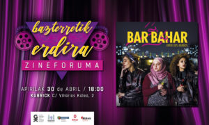 Cine Forum BAR BAHAR