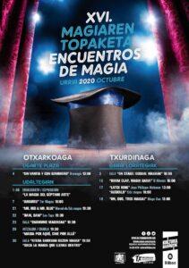 Encuentros de magia XVI en Bilbao