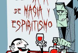 gala de magia y espiritismo halloween