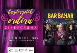 Cine Forum BAR BAHAR